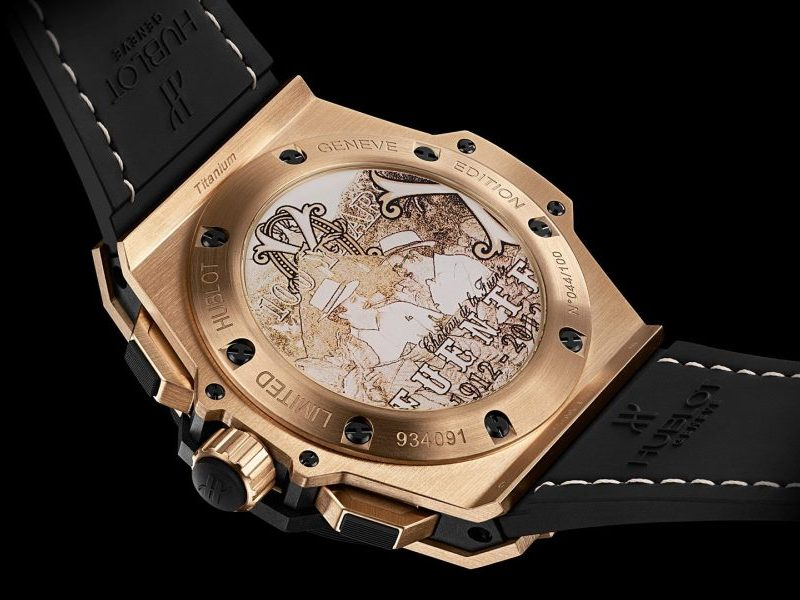 bc0b1c26b00 Hublot King Power Arturo Fuente Replica