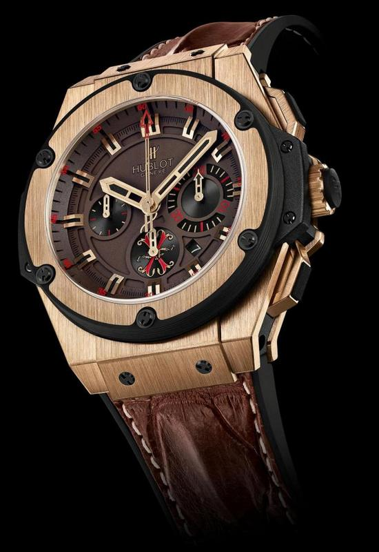 "Hublot King Power ""Arturo Fuente"" Watch"