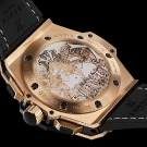 "Hublot King Power ""Arturo Fuente"" Watch Caseback"