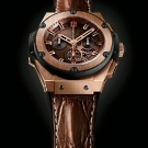 "Hublot King Power ""Arturo Fuente"" Watch Front"