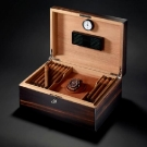 "Hublot King Power ""Arturo Fuente"" Watch and Humidor"