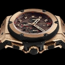 "Hublot King Power ""Arturo Fuente"" Watch Side"