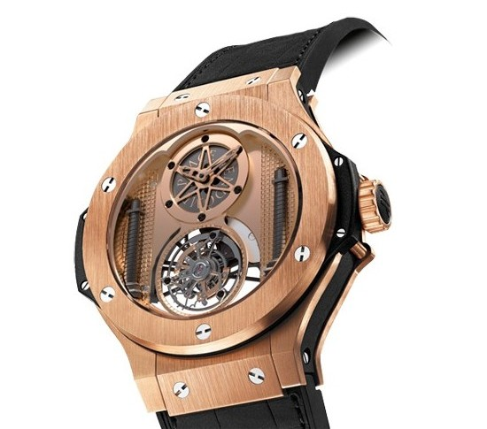 Hublot Big Bang Vendome Tourbillon Watch