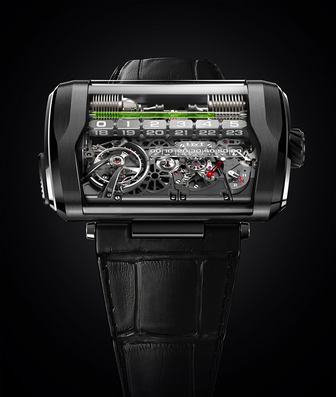 HYT H3 Watch