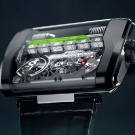 HYT H3 Watch Front
