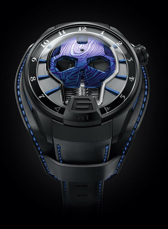 HYT Skull Axl Rose Watch