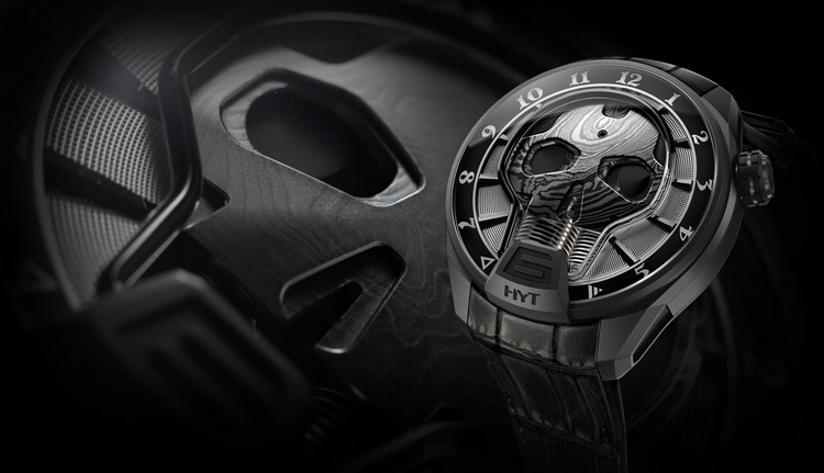 HYT Skull Bad Boy Watch