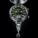 HYT Skull Pocket Watch