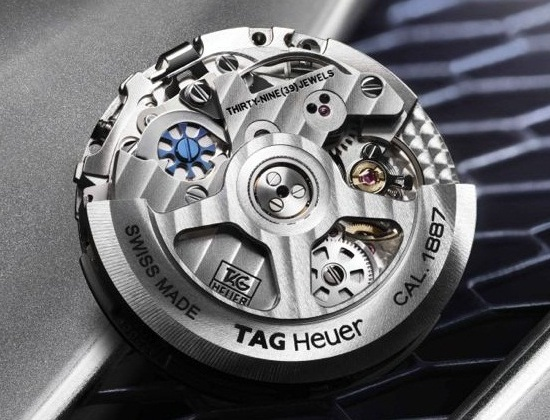 Tag Heuer Calibre 1887 Automatic Movement