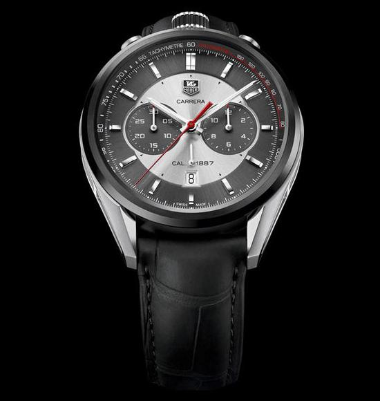 Tag Heuer Carrera Calibre 1887 Jack Heuer Edition 45mm Watch