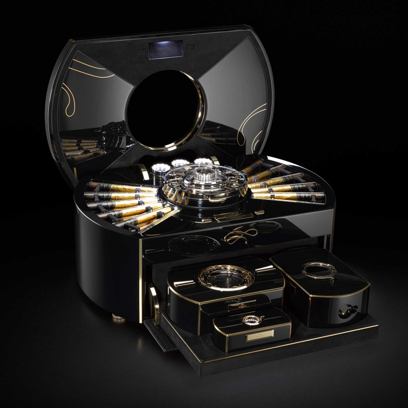 Imperiali Genève Emperador Cigar Chest_3