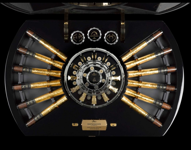 Imperiali Genève Emperador Cigar Chest_4