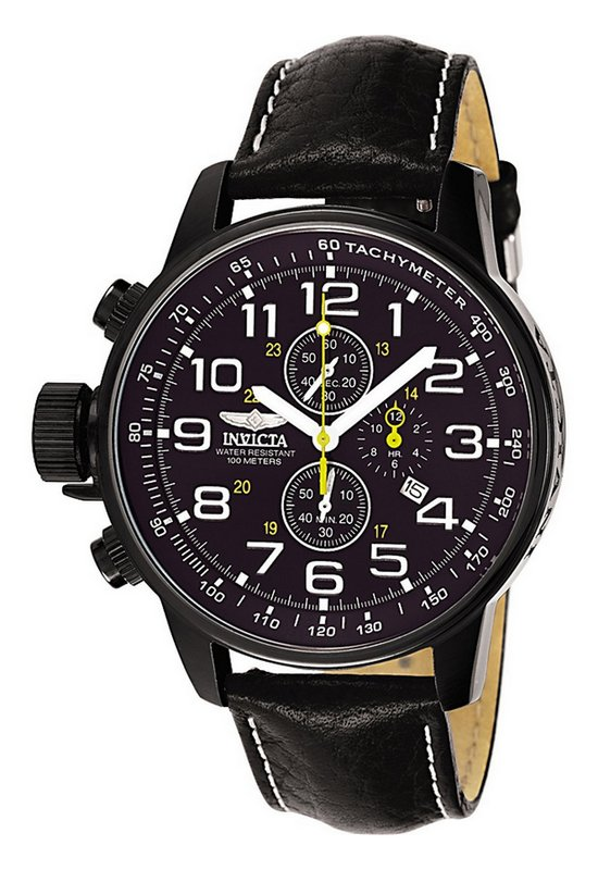 Invicta Force Lefty Chronograph Watch 3332
