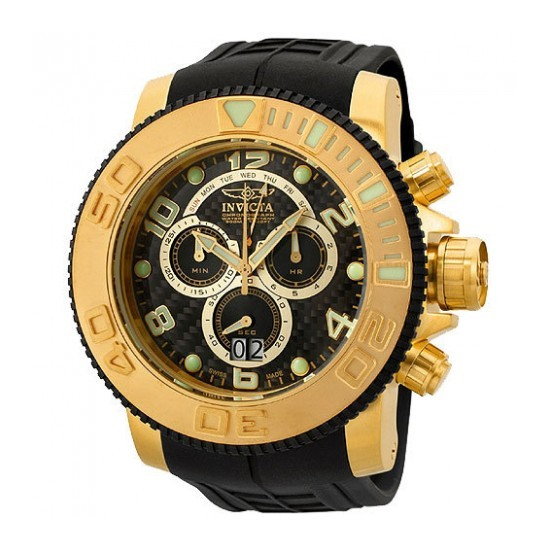 Invicta Pro Diver Sea Hunter Chrono 0415 Watch