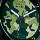 Invicta Russian Diver Camo Limited Edition Watch 1196