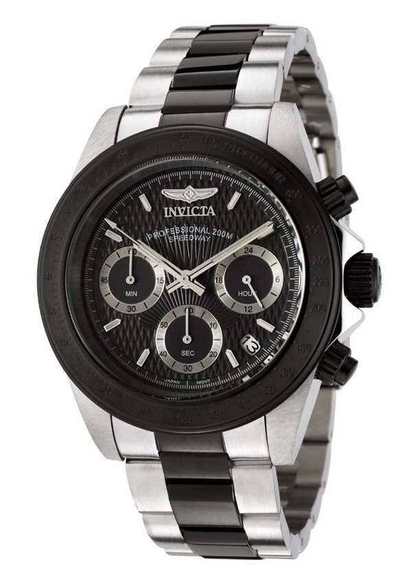 Invicta Speedway Classic Chrono Watch 6934