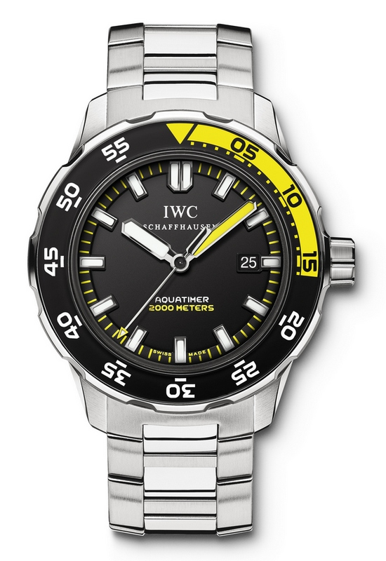 IWC Aquatimer Automatic 2000 Watch IW356808
