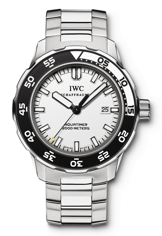 IWC Aquatimer Automatic 2000 Watch IW356809