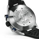 IWC Aquatimer Chronograph  Edition Jacques-Yves Cousteau Watch Caseback
