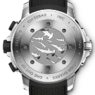"IWC Aquatimer Chronograph Edition ""Sharks"" Back"