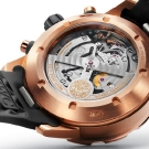 IWC Aquatimer Red Gold Chronograph Watch