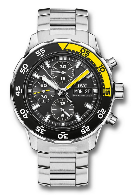 IWC Aquatimer Chronograph Watch IW376708