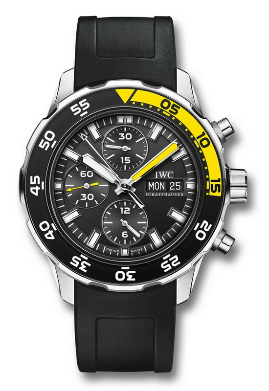 IWC Aquatimer Chronograph Watch IW376709