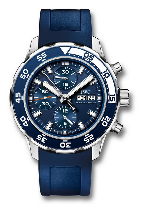 IWC Aquatimer Chronograph Watch IW376711