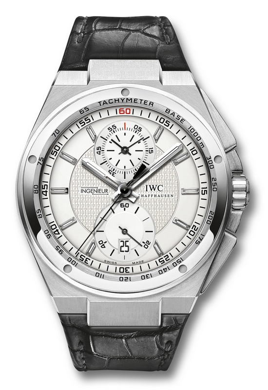IWC Big Ingenieur Chronograph Watch IW378405