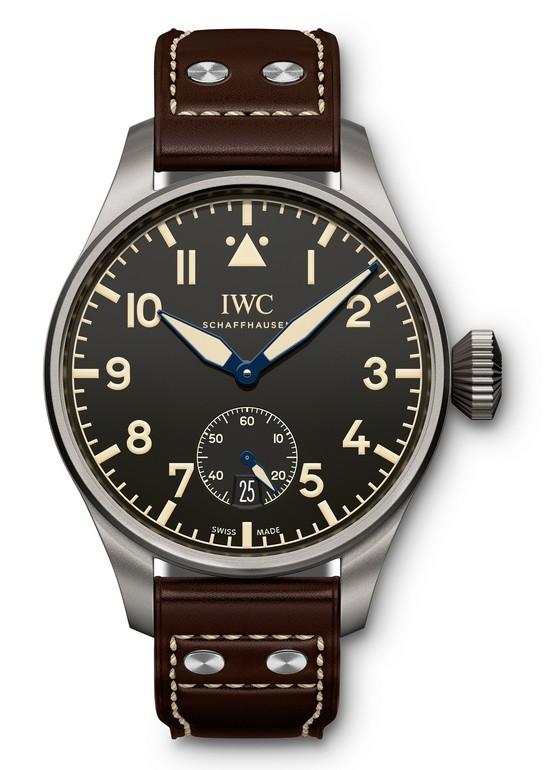 IWC Big Pilots Heritage 48 Watch Front