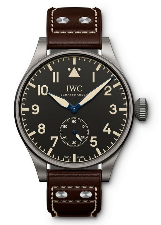 IWC Big Pilots Heritage 55 Watch Front