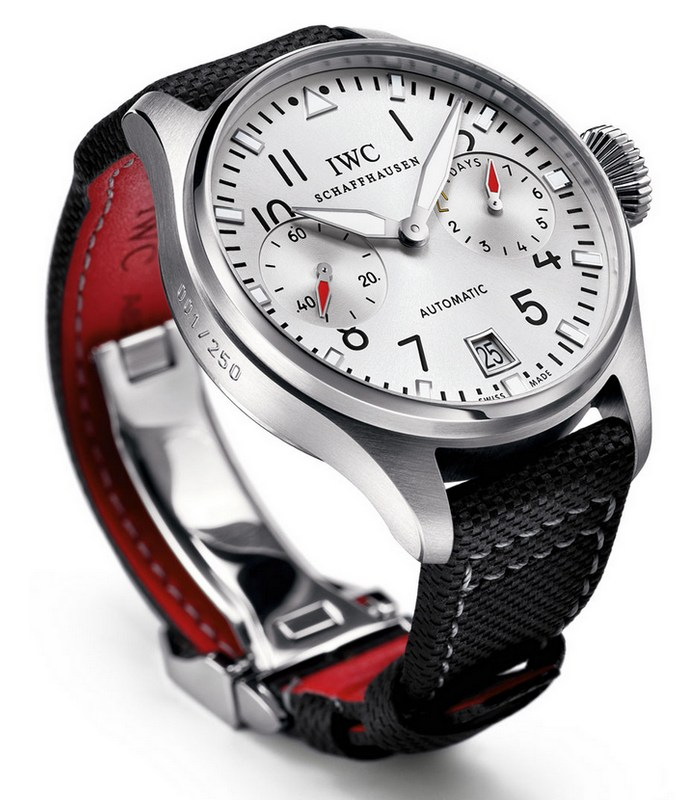 IWC Big Pilot's Edition DFB Watch, replica IWC watch, IWC replica watch, 