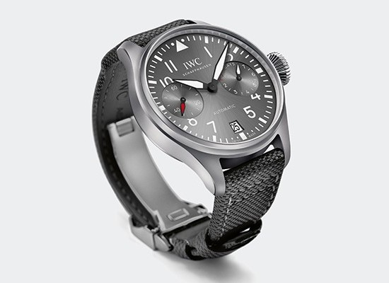 "IWC Big Pilot's Watch Edition ""Patrouille Suisse"""
