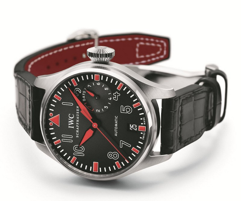 IWC Big Pilots Watch Muhammad Ali Edition 2012
