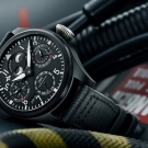 IWC Big Pilots Perpetual Calendar TOP GUN Watch