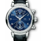 IWC Da Vinci Chronograph Laureus Edition Watch IW393402