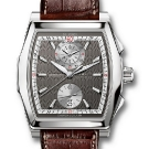 IWC Da Vinci Chronograph Watch IW376417
