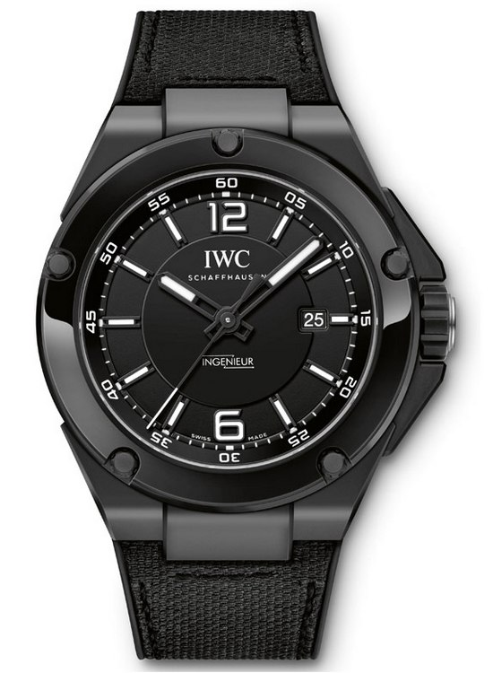 IWC Ingenieur Automatic AMG Black Series Ceramic Watch IW322503