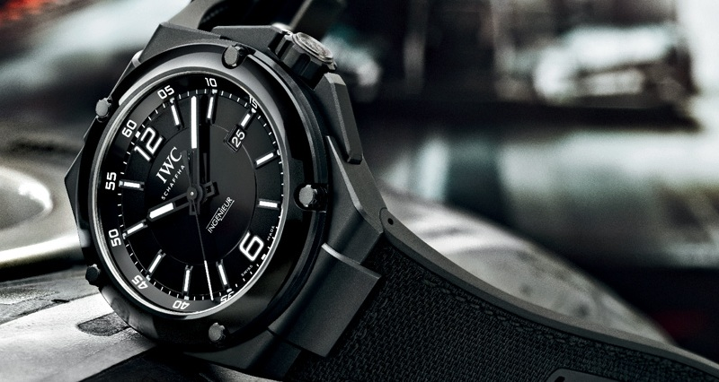 IWC Ingenieur Automatic AMG Black Series Ceramic Watch