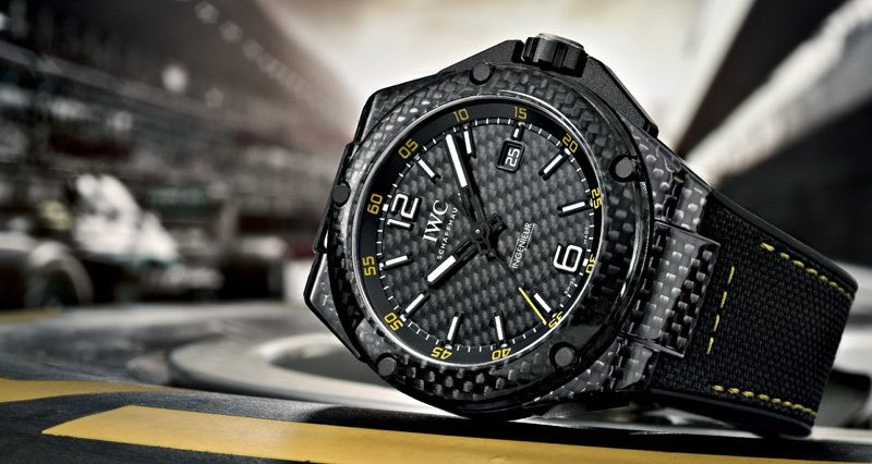6afc4ff8005 IWC Ingenieur Automatic Carbon Performance Watch