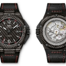 IWC Ingenieur Automatic Carbon Performance Watch Front and Back