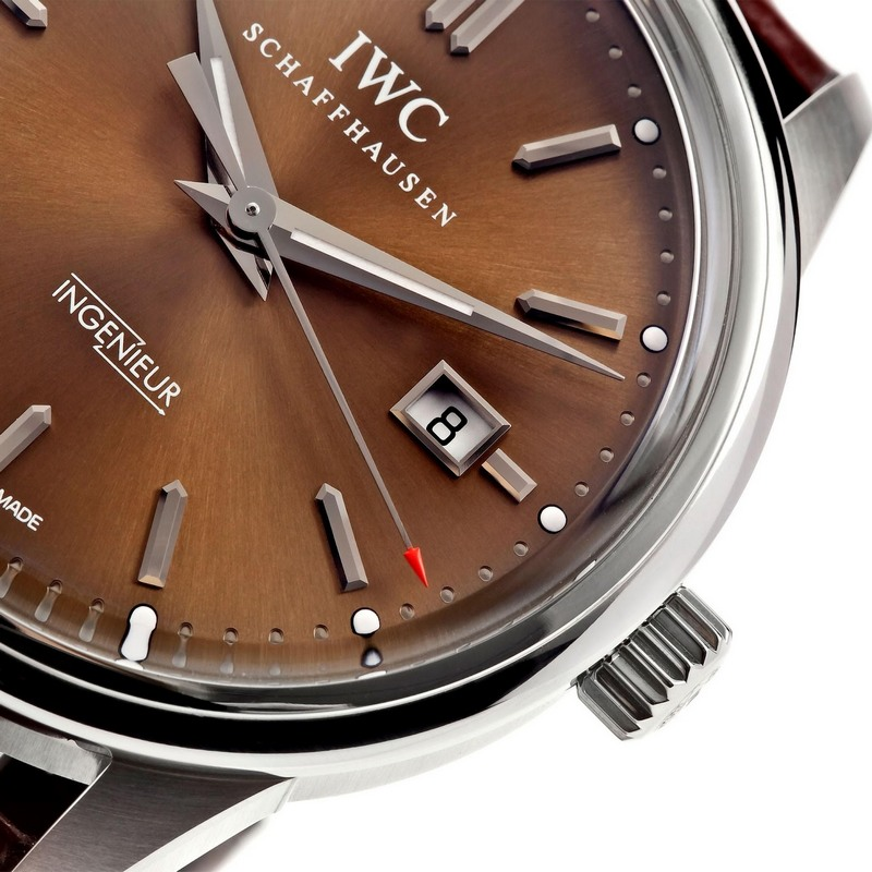 IWC Special Edition Ingenieur Automatic 2012 Watch Detail