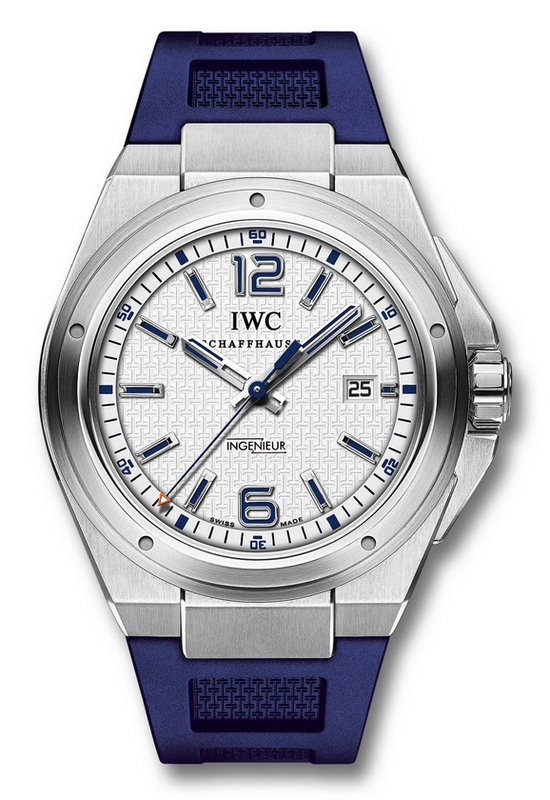 "IWC Ingenieur Automatic Mission Earth Edition ""Plastiki"" Watch IW323608"