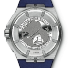 "IWC Ingenieur Automatic Mission Earth Edition ""Plastiki"" Watch IW323608-caseback"