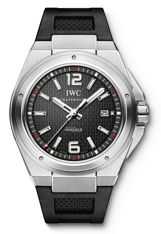 IWC Ingenieur Automatic Mission Earth Watch IW323601
