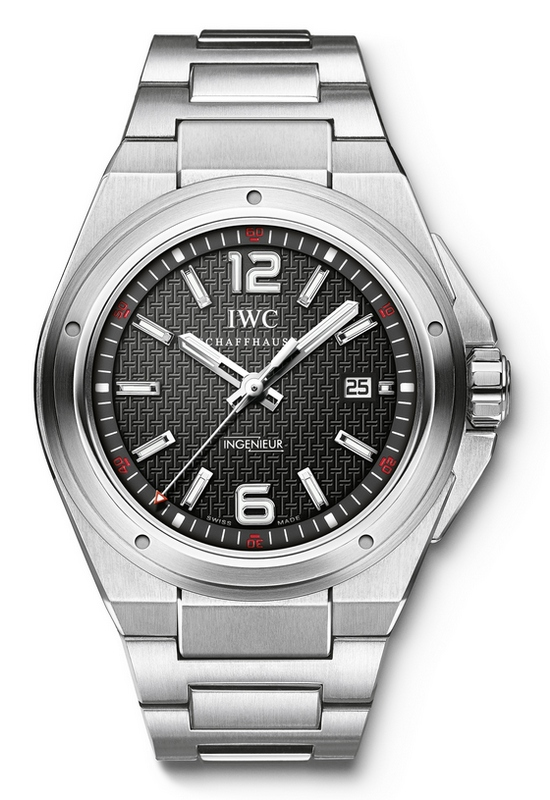 IWC Ingenieur Automatic Mission Earth Watch IW323604
