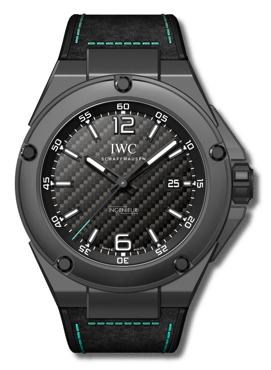 IWC Ingenieur Automatic Tribute to Nico Rosberg for Only Watch 2015
