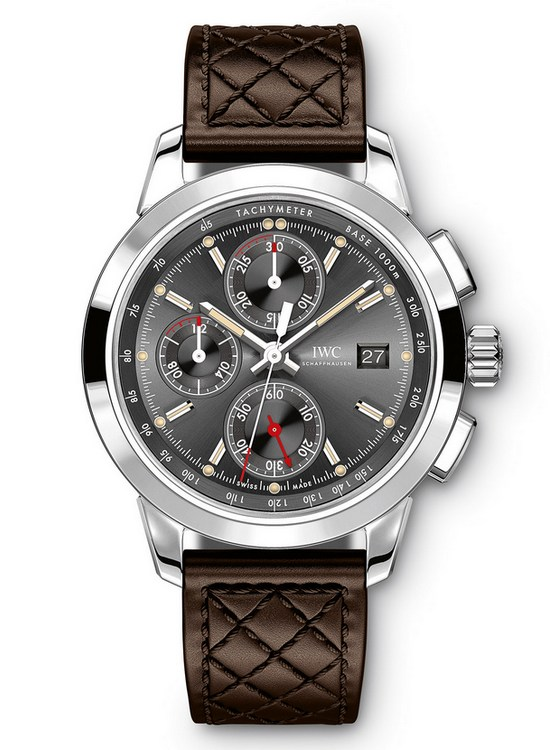 "IWC Ingenieur Chronograph Edition ""Rudolf Caracciola"" Watch IW380702"