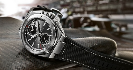 IWC Ingenieur Chronograph Racer Watch