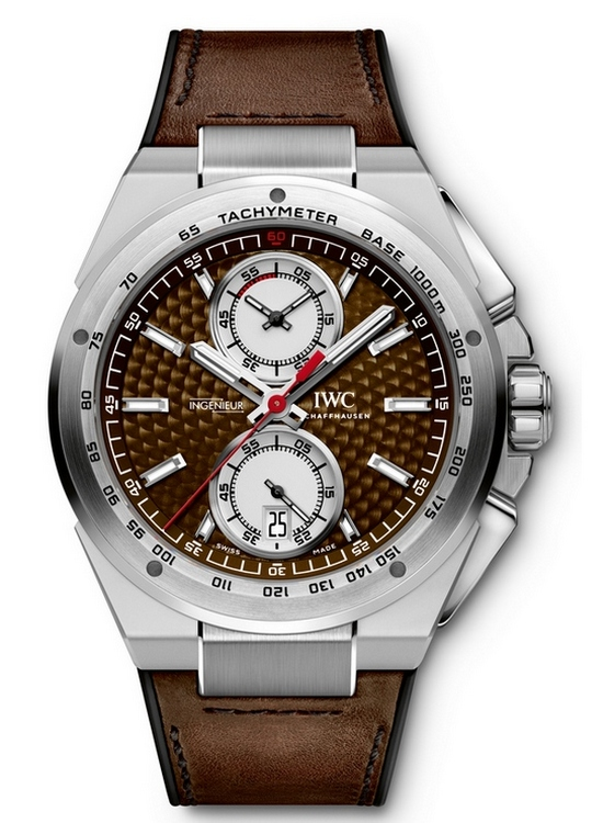 IWC Ingenieur Chronograph Silberpfeil Watch IW378511